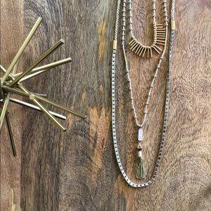 Stella & Dot Raid Necklace